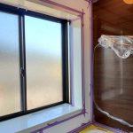 天草市佐伊津町、戸建て住宅、ユニットバス浴室浴槽のクリーニング・塗装・パネル・シートリフォーム