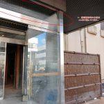 熊本県人吉市、ホテル・旅館在来浴室、清掃・塗装・パネル・シート・電気・設備・浴室カバー工法フルリフォーム